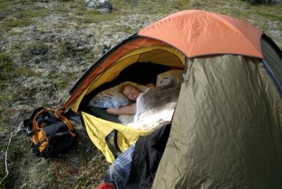 наблюдение за сексом в палатке
